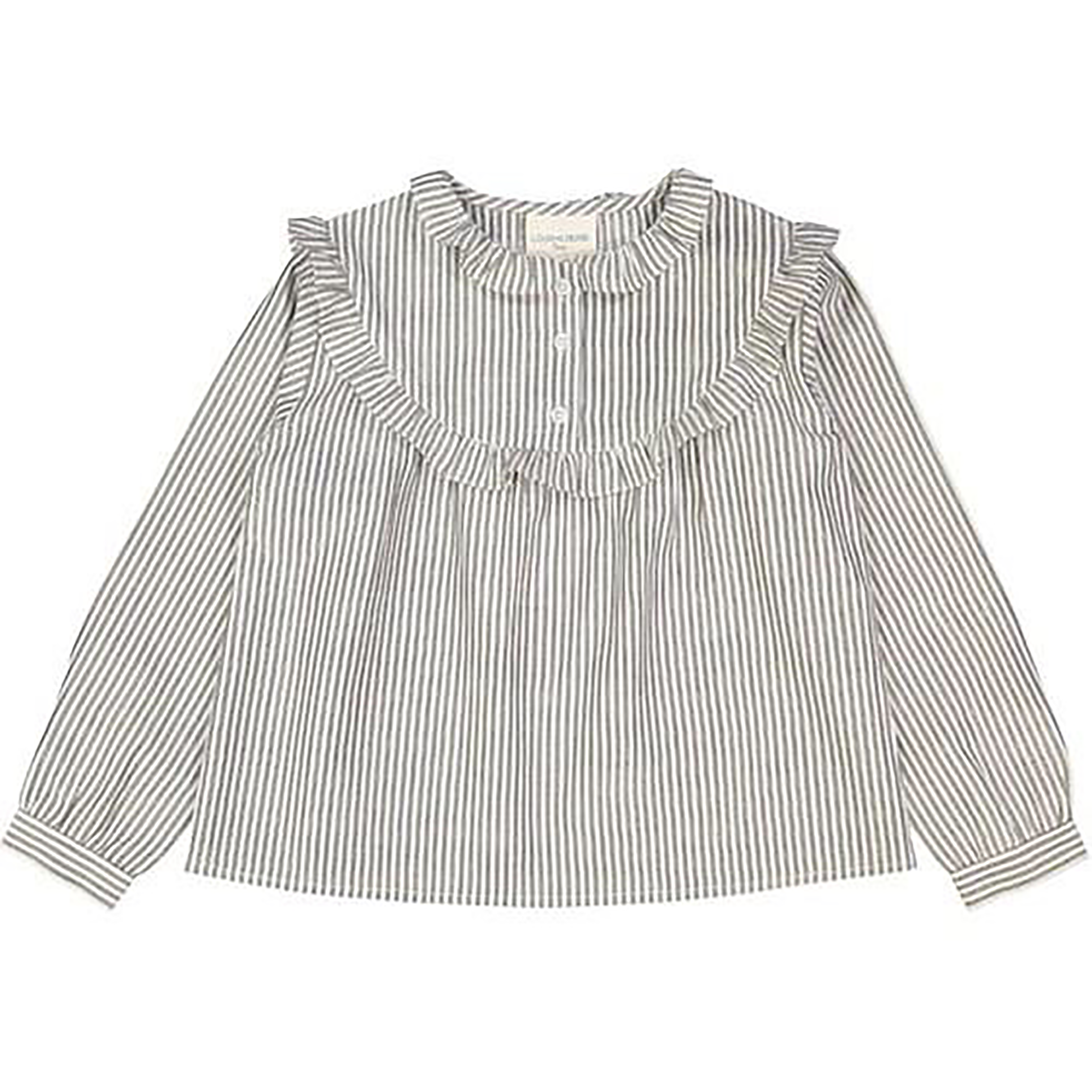 Louis Louise Stripe Lurex Amie Blouse