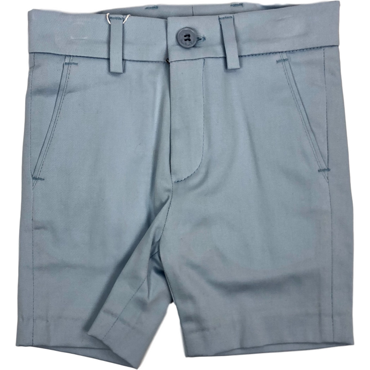 Nove Light Blue Bermuda Shorts