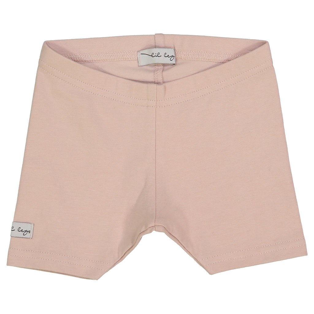 Lil Leggs Nude Pink Shorts