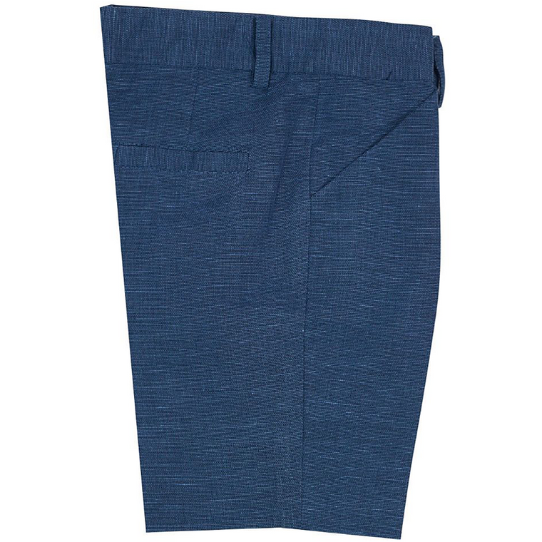 Pompomme Medium Blue Shorts
