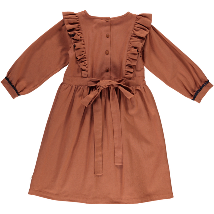 Sissonne Rust Terracotta Dress
