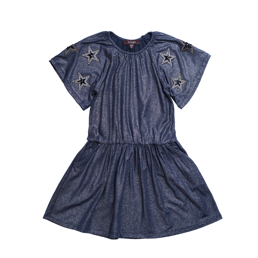 Imoga Shiloh Navy Dress