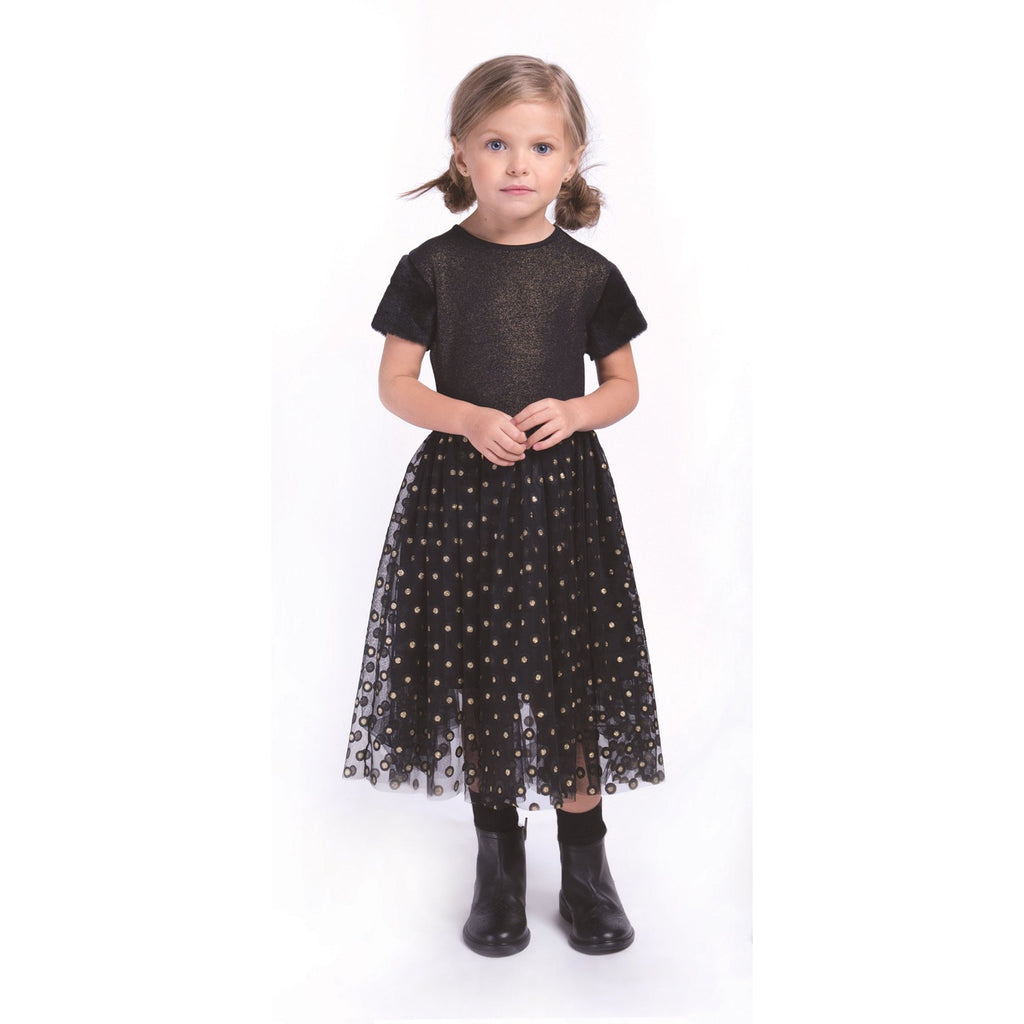 Imoga Black Samantha Dress