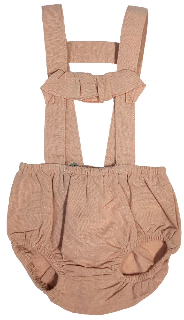 Kipp Baby Blush Ruffle Bloomer