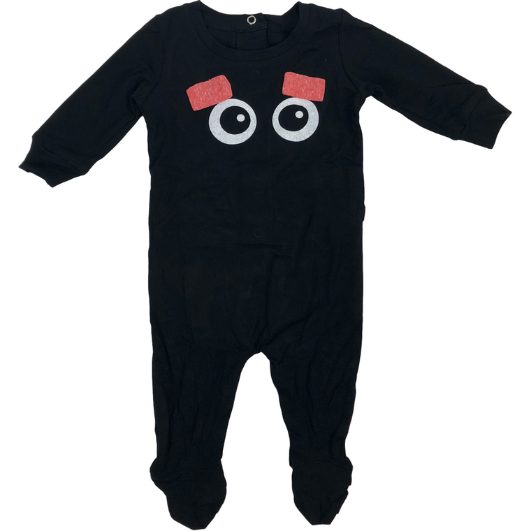 Tugg Red Face Romper