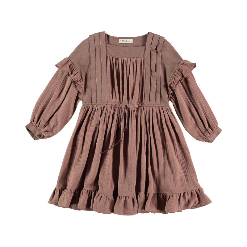 Belle Chiara Cinnamon Da Vinci Dress