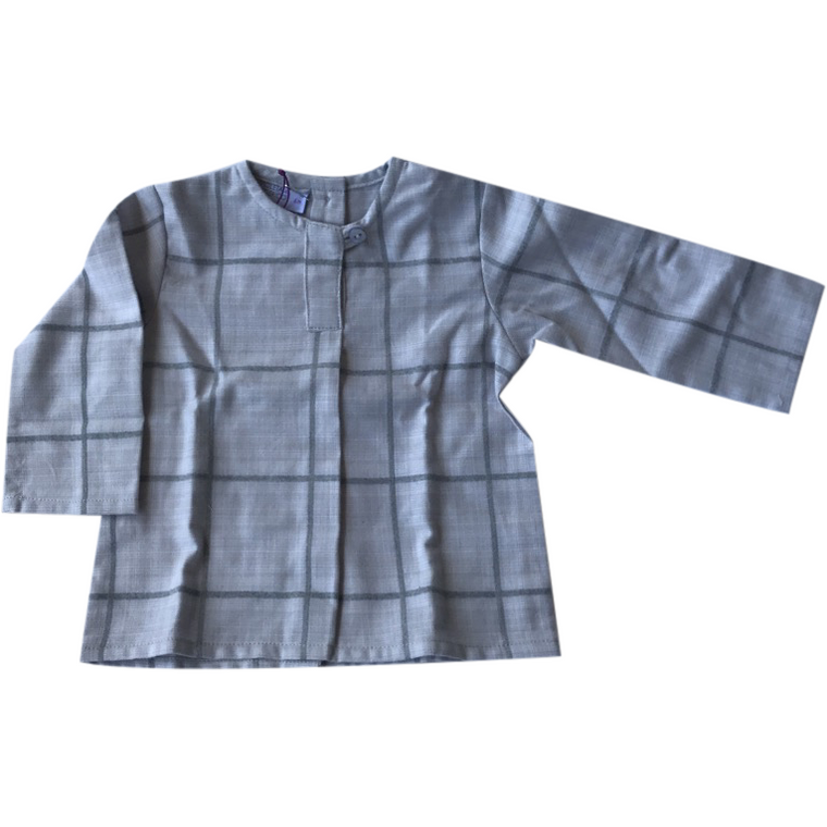 Violeta E Federico Light Cotton Karly Woven Shirt