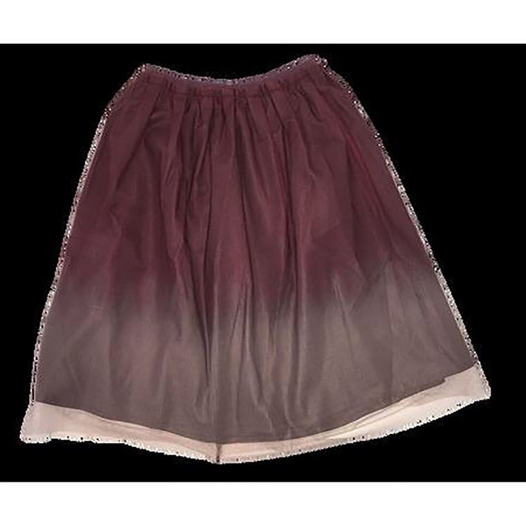 Violeta Purple & Pink Ombre Tulle Skirt