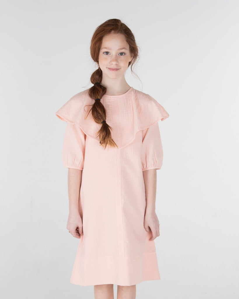 Three Bows Sunkissed Peach Ella Dress