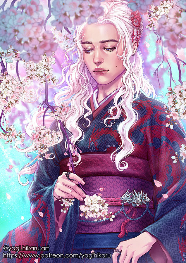 Daenerys and Sakura