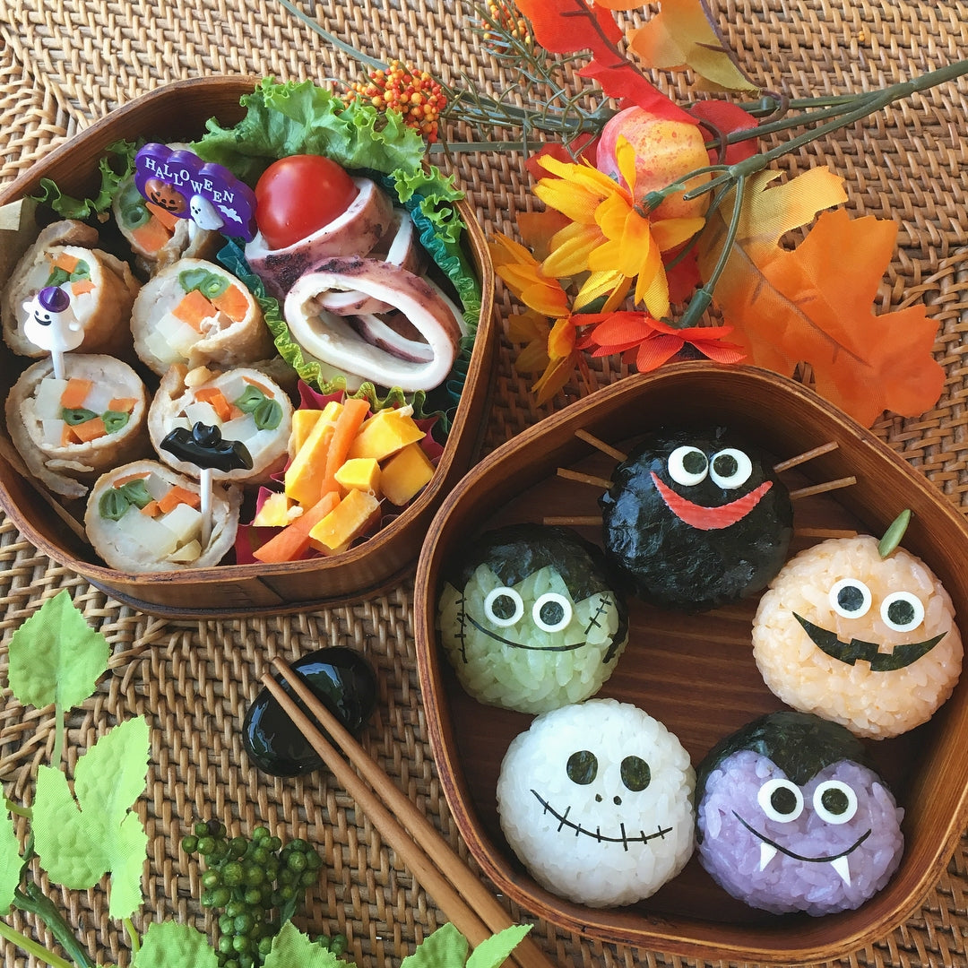 Cute Halloween Bento Box
