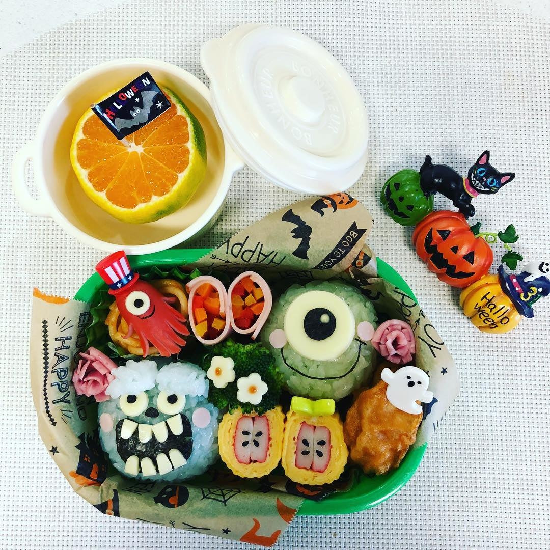 Monster Bento Box