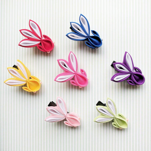 Kanzashi Gold Fish Hair Clip for Japanese Kimono