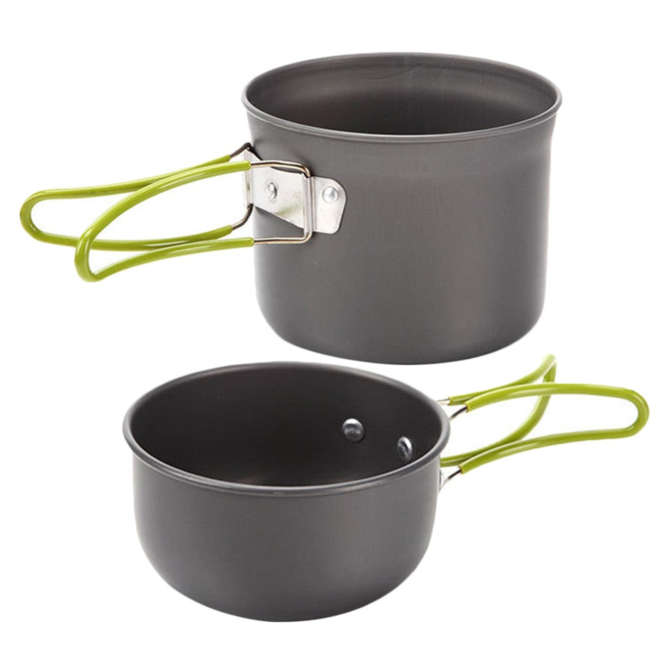 Portable Picnic Camping Cookware Set