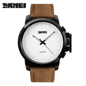 SKEMI Men's Rubber Watch