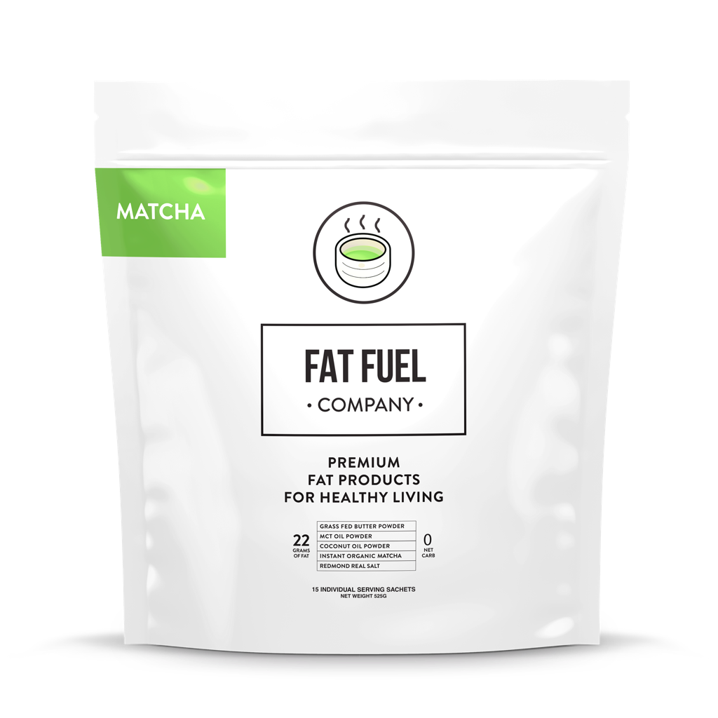 Fat Fuel Keto Matcha