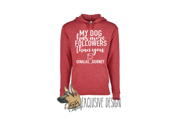 Dog Followers Hoodie