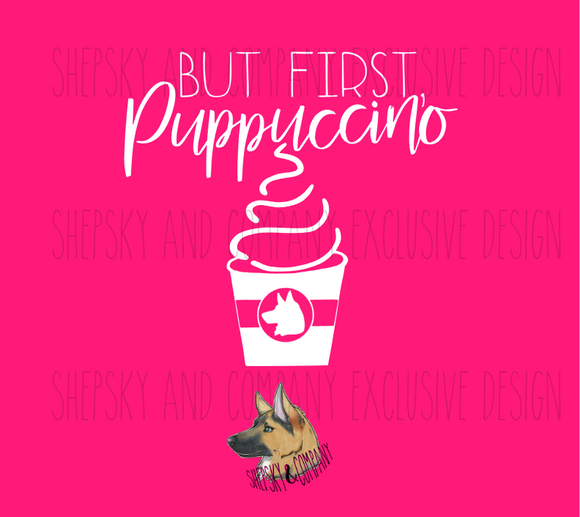 Design Only: Puppuccinos