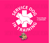 Design Only: Service Dog In Training