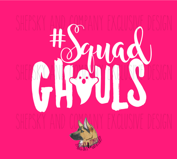 Design Only: Squad Ghouls