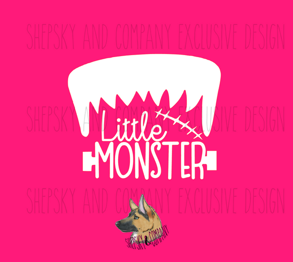 Design Only: Little Monster