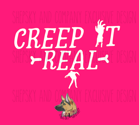 Design Only: Creep it Real
