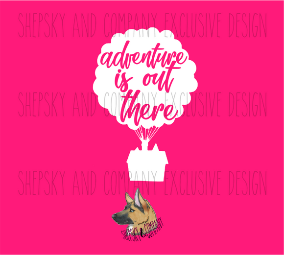 Design Only: Adventure is out there