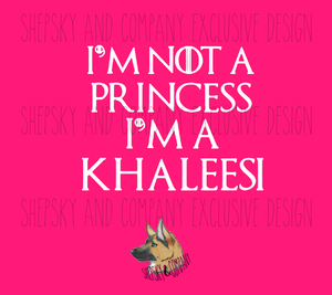 Design Only: Khaleesi