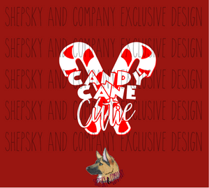 Design Only: Candy Cane Cutie