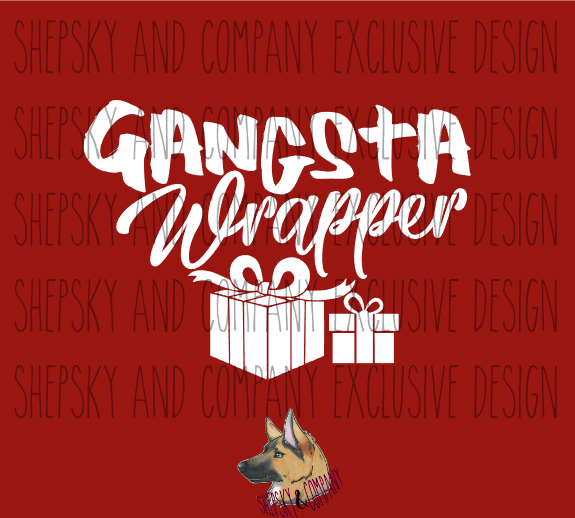 Design Only: Gangsta Wrapper