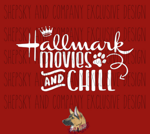 Design Only: Movies and Chill