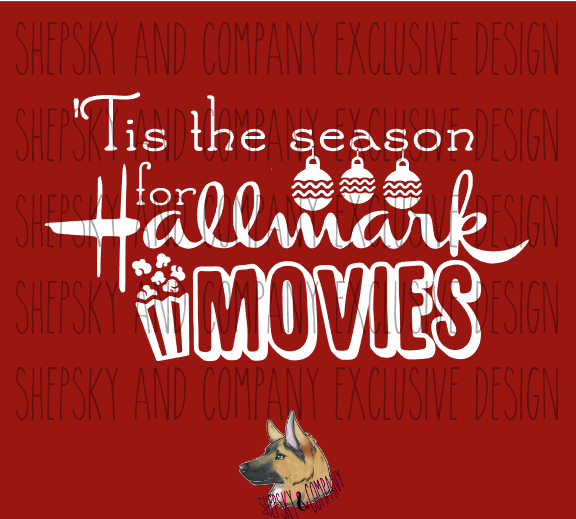 Design Only: Tis the Season for Hallmark