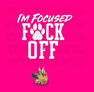 Design Only: F*CK OFF