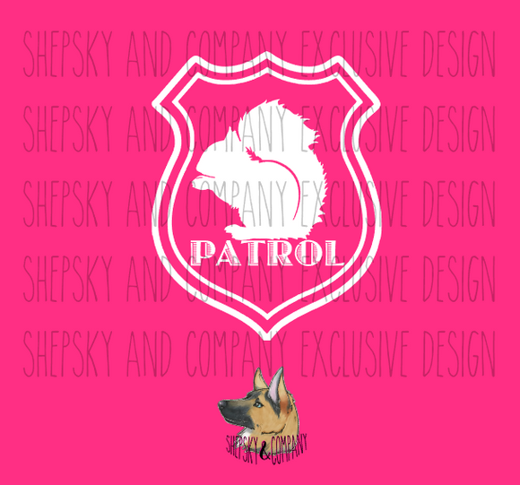 Design Only: Squirrel Patrol