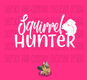 Design Only: Squirrel Hunter