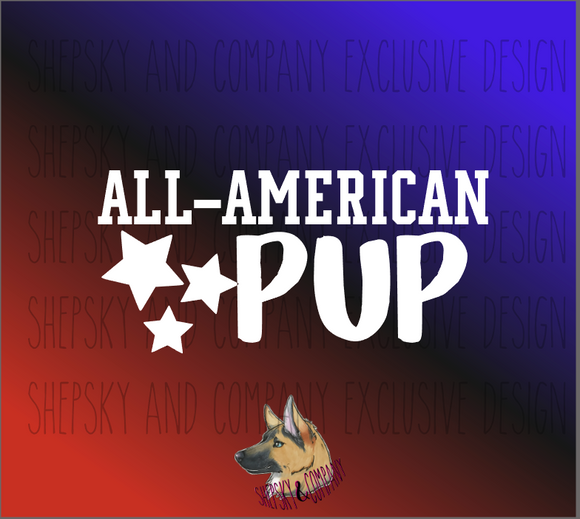 All American Pup