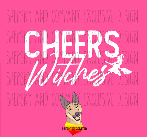 Design Only: Cheers Witches