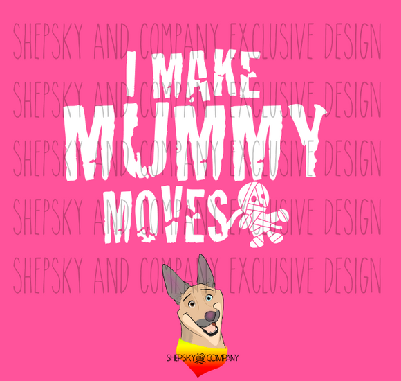 Design Only: Mummy Moves