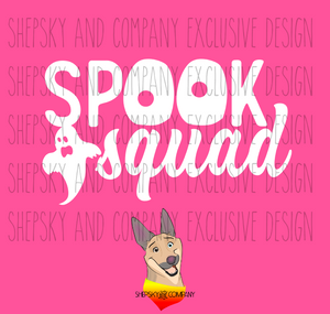 Design Only: Spook Squad