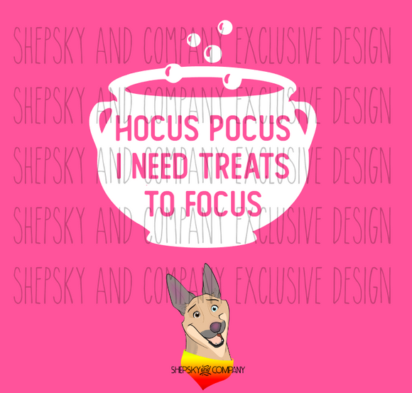 Design Only: Treats to Focus