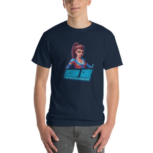 Fission Girl /Men's T-Shirts