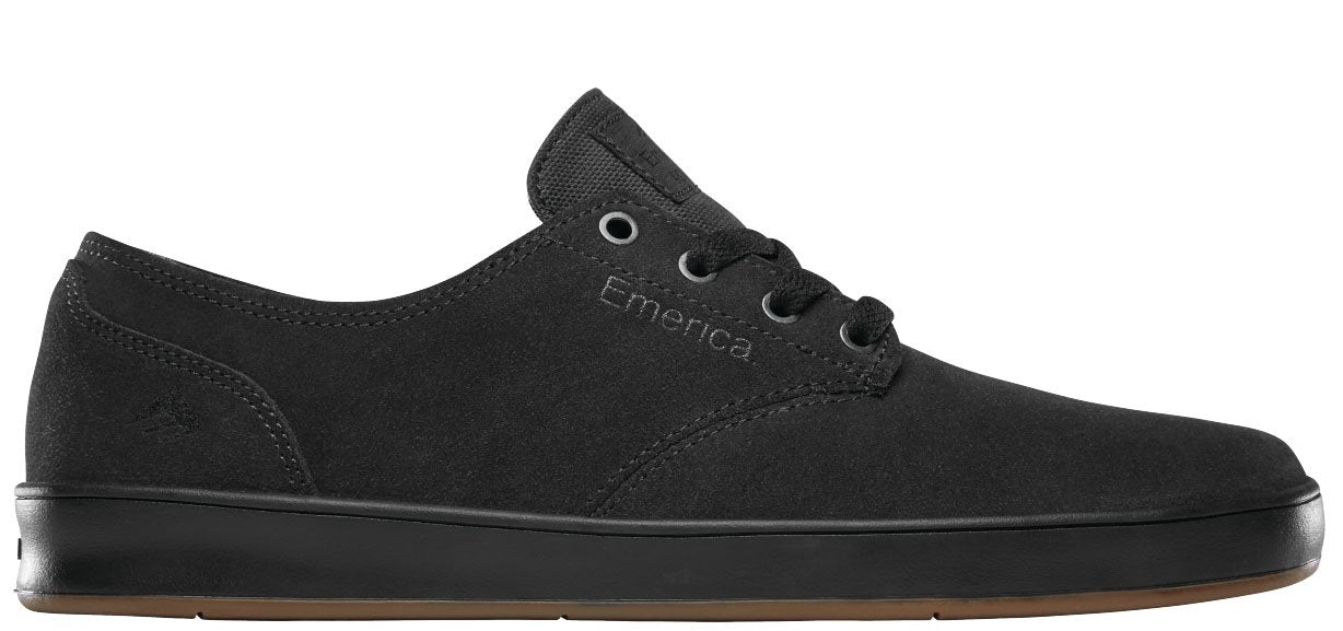 ROMERO LACE|Dark Grey / Black / Gum