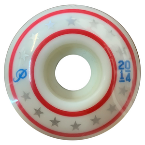 Primitive Wheels | Red White & Blues 2014 | 54MM 99A