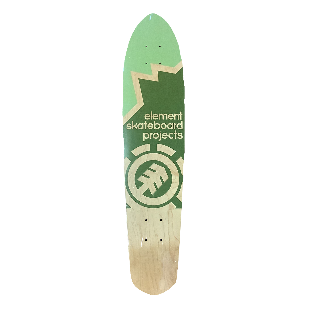 Element OG w/ Visible Wood Deck | GREEN | 7.5