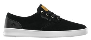 ROMERO LACED|BLACK/BLACK/WHITE