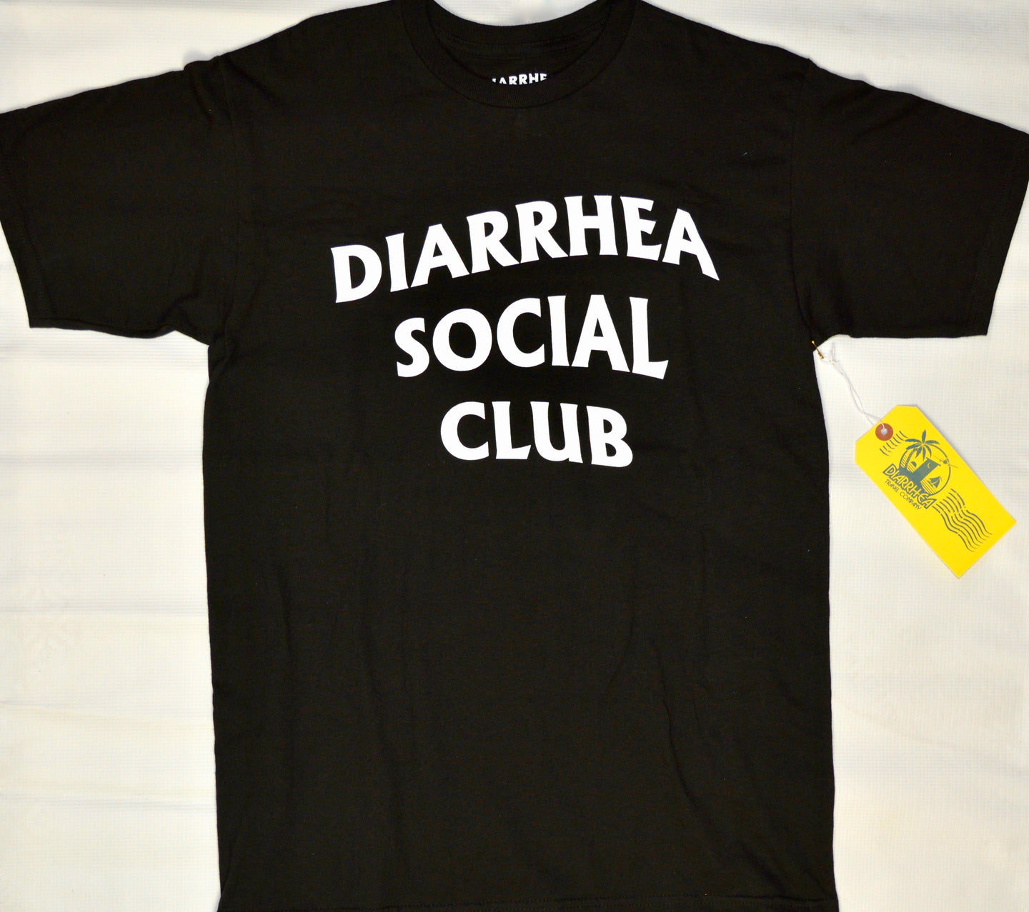 DIARRHEA SOCIAL CLUB TEE