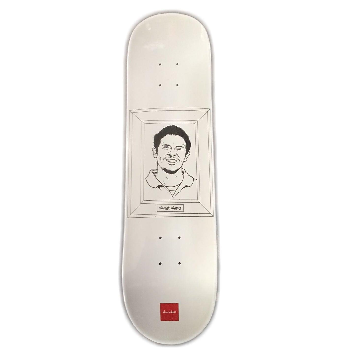 Chocolate PRO Model Deck | Vincent Alvarez | 8.125
