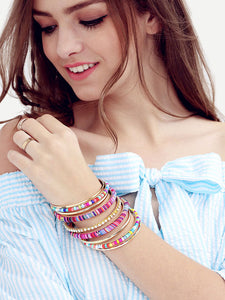 Jewelry Bracelet Multicolored Bracelets