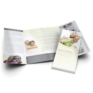 Dental Implant Pamphlets