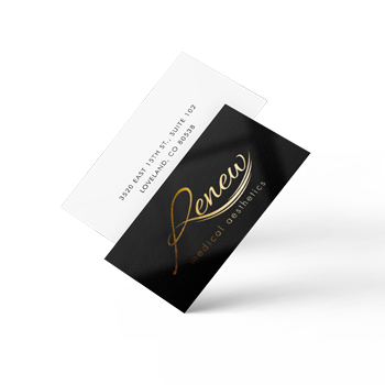 Premium Dental Business Cards